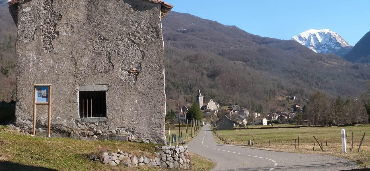 Grange d'Ercé en Ariège