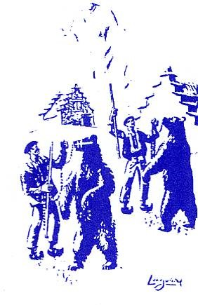 Logo de la commune d'Ercé en Ariège