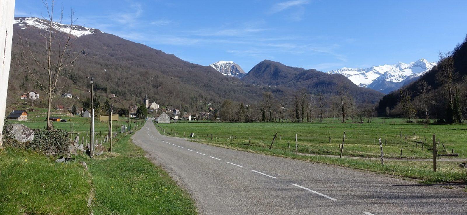 Commune d'Ercé en Ariège